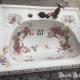 Ref. 57 – Antieke Engelse porseleinen wasbak foto 1