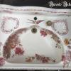 Ref. 58 – Antieke porseleinen spoelbak foto 2