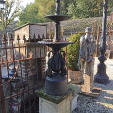 Ref. 15 – Exclusieve gietijzeren fontein